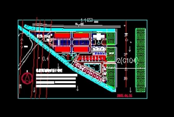 【廠區規劃圖】工業廠區規劃設計施工圖大全免費下載