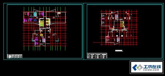 吧台 住宅设计 廉租房平面户型图,不大于50平方米,一梯6户 高层塔楼