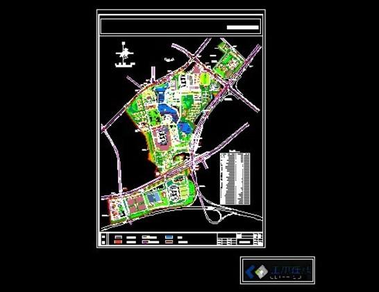 学校规划平面图图片大全_学校规划平面图图片下载; 给排水图纸分类