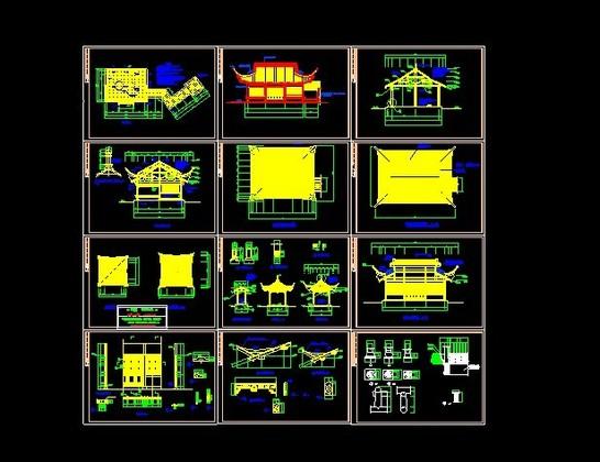 金工实习创新设计图纸展示图片
