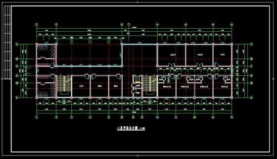 办公楼设计,办公楼设计说明,办公楼图纸,办公楼建筑设计图大全_第46页_cad图纸下载-土木在线