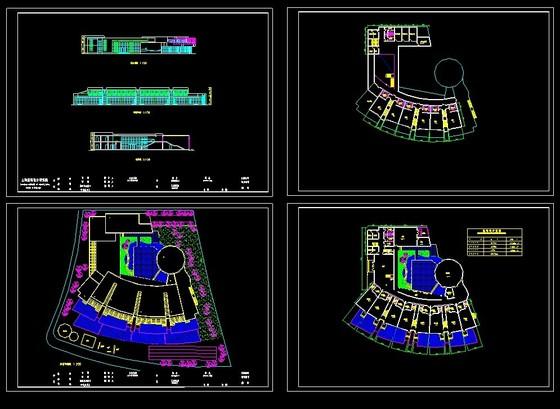 幼儿园建筑图_第7页_co土木在线幼儿园建筑图图纸
