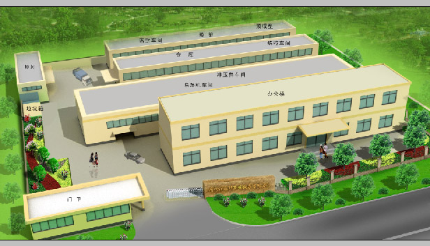 陈红卫室内景观建筑手绘效果图300张1 南京翠屏国际城高层组团建筑