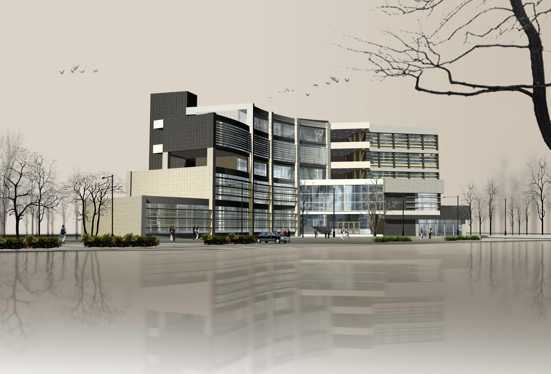 綜合辦公樓設計
