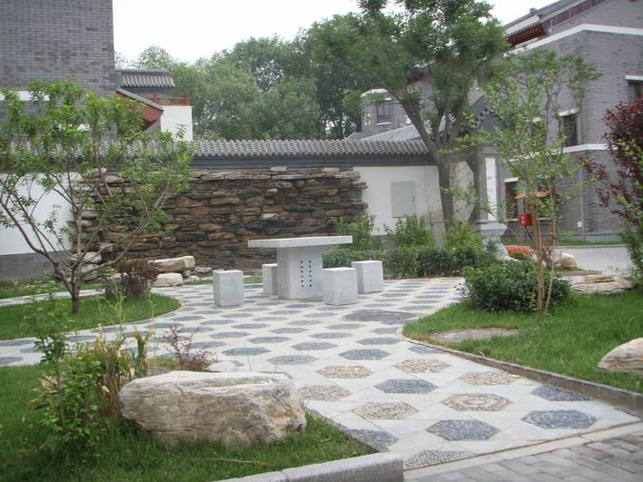 景观设计别墅景观庭院设计别墅庭院景观庭院景观小品