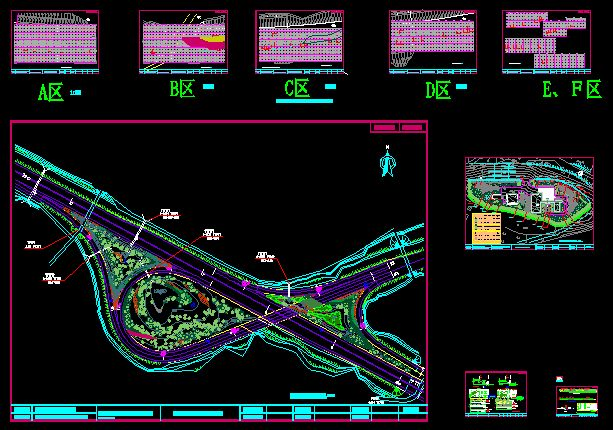 浙江龙丽高速公路v图纸竣工图纸怎么给排水图纸6画图片