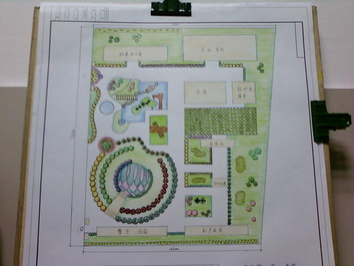 厂房设计平面图