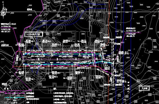 高层住宅给排水施工图(直饮水系统,100多张) 城市道路用栏杆设计图