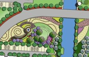 相关专题:花园景观平面图 花园景观设计平面图 别墅花园景观设计平面图片