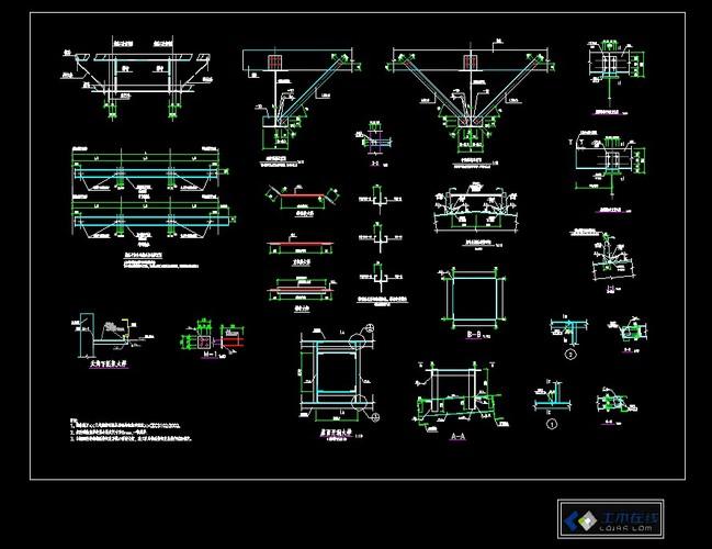 结构 图纸 混合结构 内框结构