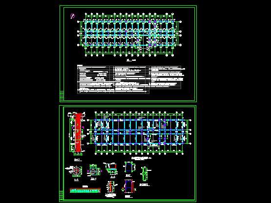 砖混结构桩基施工图