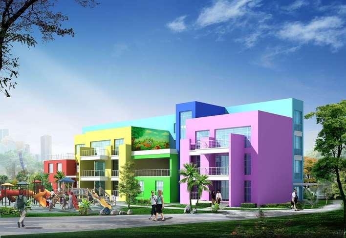 某幼儿园设计方案