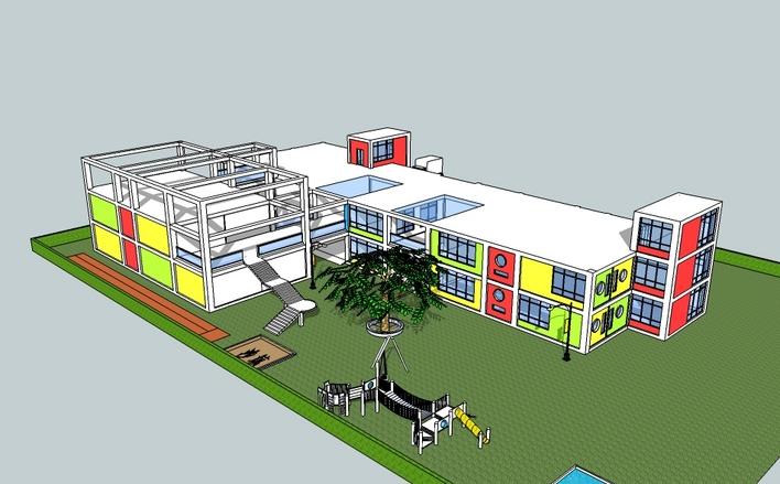 收藏此图纸 简介:幼儿园设计 相关专题:河北幼儿园欧式幼儿园小区
