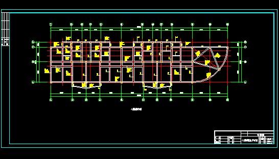 楼梯首层平面图 首层楼梯平面图 办公楼首层平面图 教学楼首层平面图