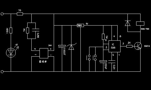开关插座接线原理
