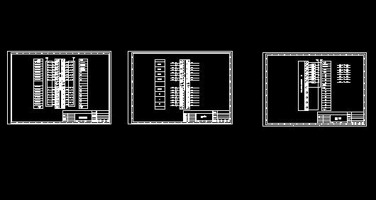 西门子模块原理接线图