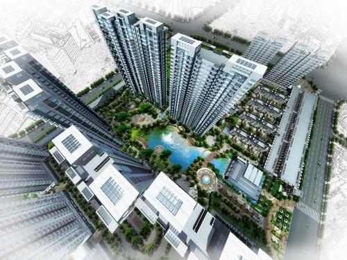 陈红卫室内景观建筑手绘效果图300张--6 深圳龙华美丽aaa花园全套景观