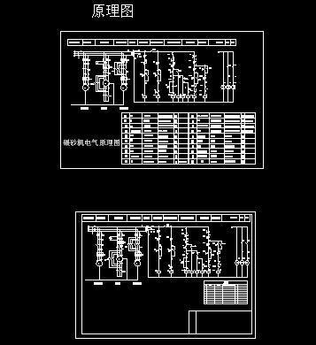 原理图   的plc电气原理图   plc电气原理图; 吊车大臂 原理 高清图片