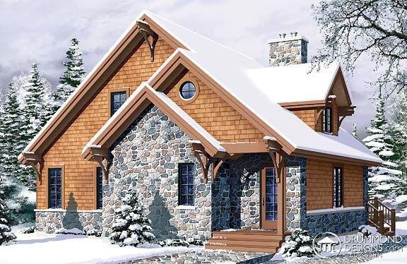 黎巴嫩2层小别墅结构:效果图