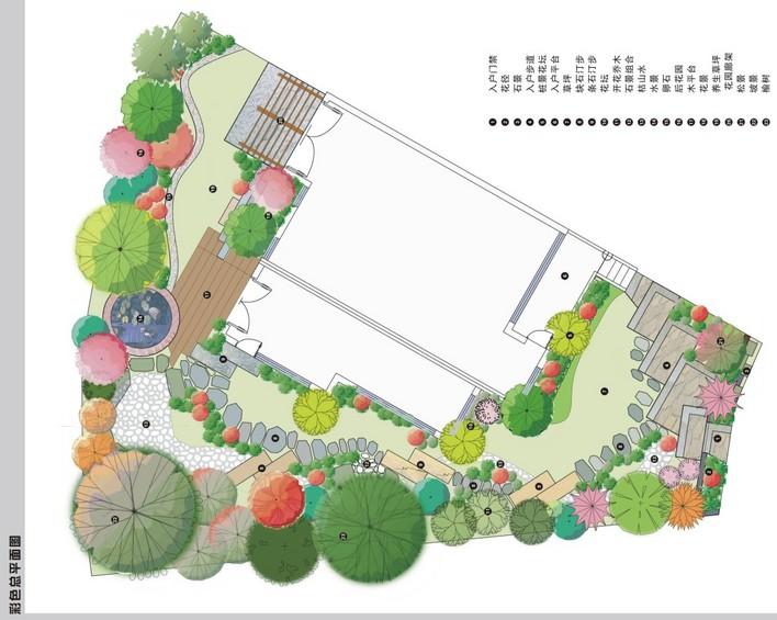 小别墅景观设计