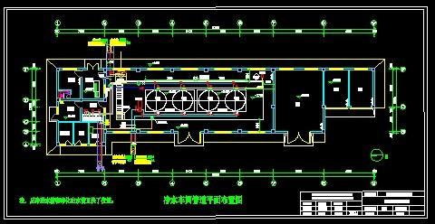 污水厂平面布置图 给水厂平面布置图 净水厂平面布置图 水厂平面布置
