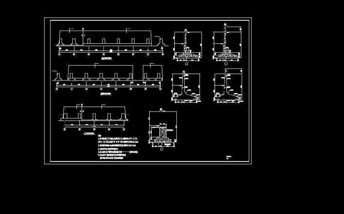 挡土墙工程图纸怎么看-工程图纸怎么看