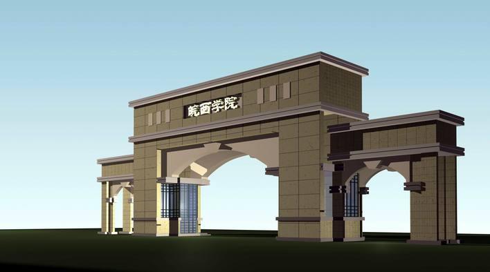 大门设计大门的设计别墅围墙大门设计住宅围墙大门设计仿古大门设计