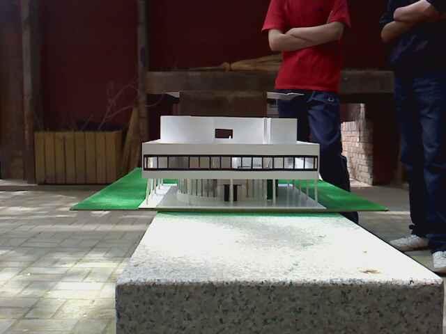 萨伏伊模型别墅七里坪价格别墅峨眉山图片