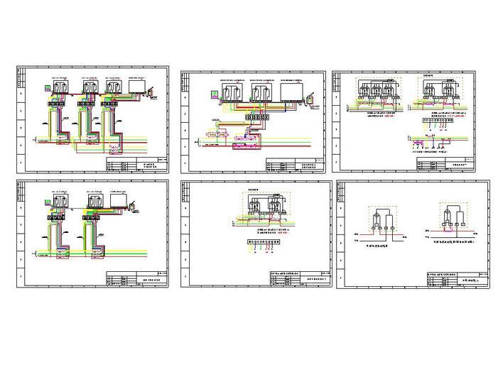 高低压计量表接线图图片