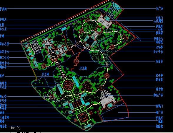 儿童游乐园游乐设施3d模型