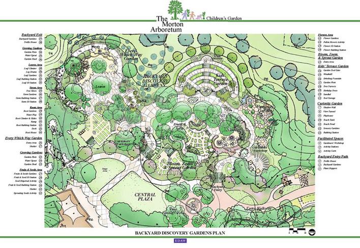 易道纯手绘儿童公园方案文本