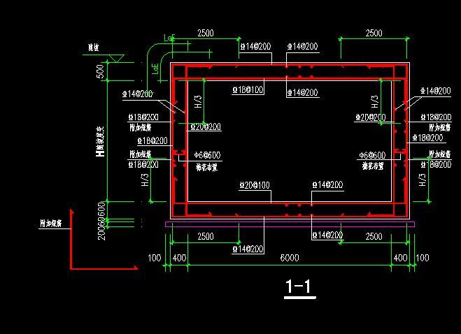 图纸 建筑结构图  坡道结构图   汽车坡道结构图  相关专题:网架结构