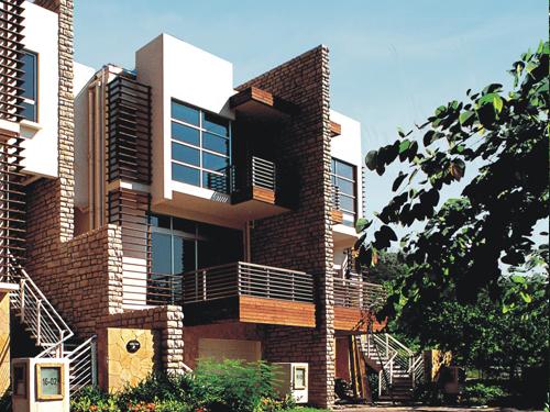 小高层住宅施工图
