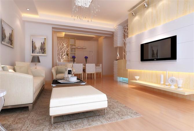 样板房优秀装饰效果图 高清图片