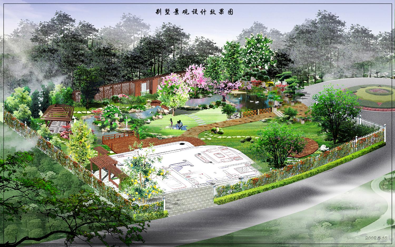 图纸 园林设计图 别墅景观  投稿网友:zxl66668888 上传时间:2010-08