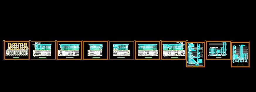 二级配电箱接线图,二级配电箱接线图大全免费下载