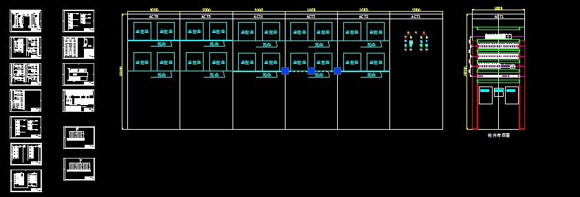 plc与变频器控制系统 变频器电气图 abb变频器图 plc控制变频器接线图