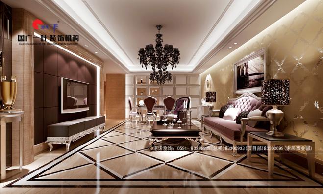 欧式风格样板房cad是施工图图片