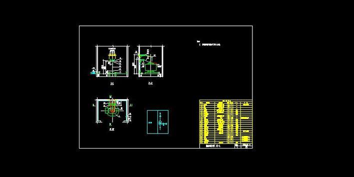 03d201-4变压器室布置图cad版1如何在cad中上标写图片