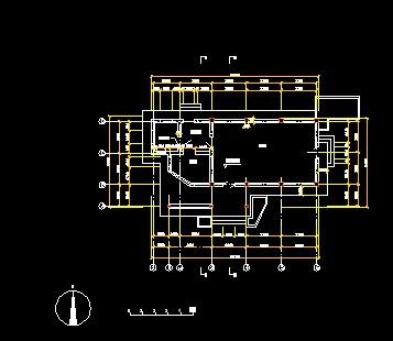 茶室平面图 茶室设计平面图