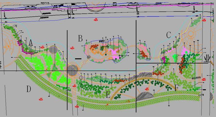 城区河流景观设计