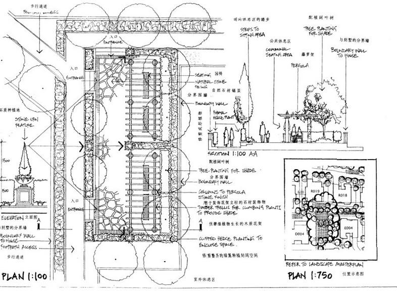 简介:泛亚易道手绘 相关专题:泛亚主题餐厅泛亚景观设计手绘牌坊景观