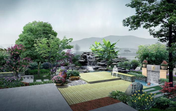 图纸 园林设计图 私家别墅花园  上传时间:2010-12-13 所属分类:园林