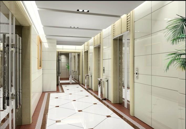 电梯前室装修效果图