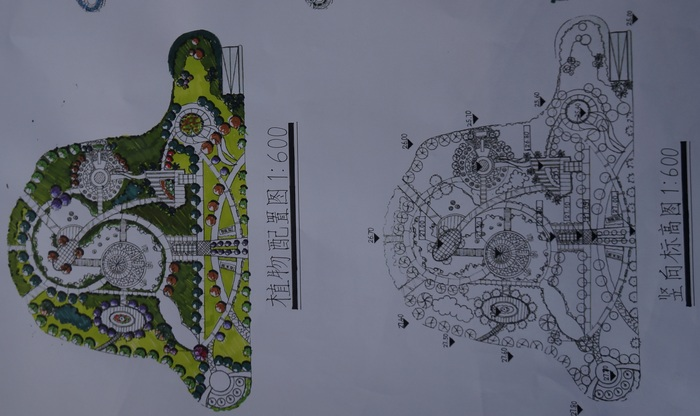 居住区绿地规划设计