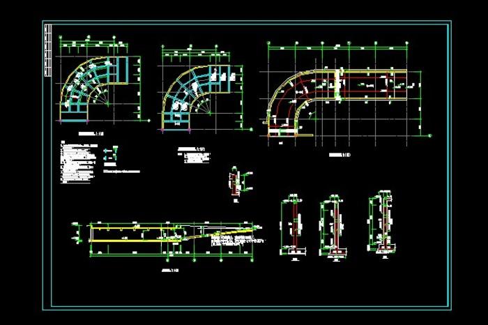 地下室图纸厂区坡道的设计规范汽车坡度设计路灯图片