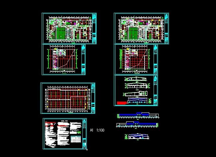 地基工程设计图纸