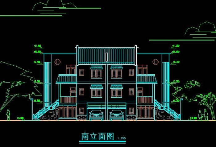 住宅楼建筑方案设计 住宅楼设计 住宅楼户型设计图 住宅楼施工图设计