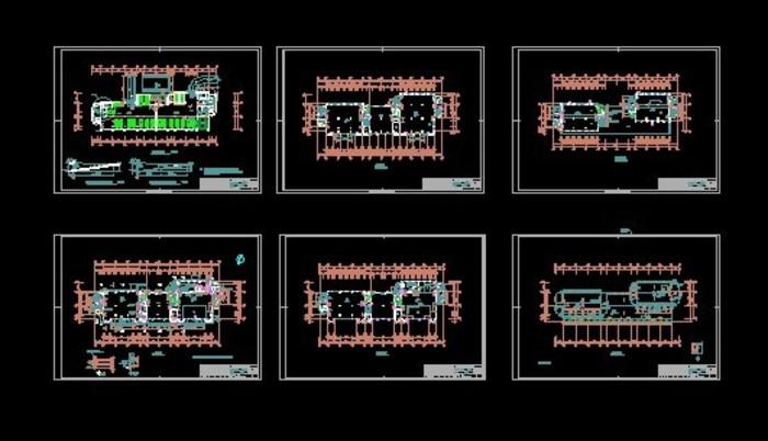 综合楼裙楼建筑设计_CO土木在线(原网易土木