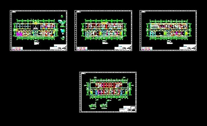 实验室装修设计平面图